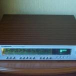"""Тюнер   """" Radiotehnika  T-101  стерео """", Челябинск"""