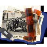 Реставрация, восстановление старых фотографий, Челябинск