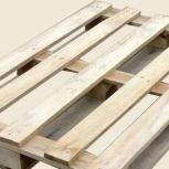 Европоддон деревянный облегченный 3 сорт ТУ, Челябинск