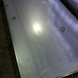 Лист оцинкованный 0.6мм, Челябинск