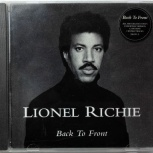 Lionel Richie Back To Front 1992 Motown Recors 1CD, Челябинск