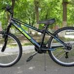 """Новый велосипед 24"""" горный 21  скорость, Челябинск"""