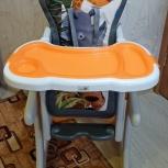 Продам стульчик трансформер для кормления, Челябинск