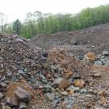 Скальный грунт, вскрыша, доставка скалы, Челябинск
