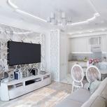 Дизайн интерьера квартир, домов, коттеджей, комнат, Челябинск