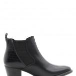 Ботинки женские новые Марко Тоци (новые) черные 39размер, Челябинск