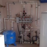 водоснабжение, водоотведение, отопление коттеджев, Челябинск