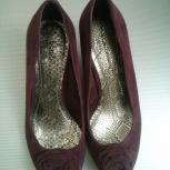 Туфли вишневого цвета, Челябинск