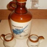 Набор на двоих для напитков из Кипра..., Челябинск