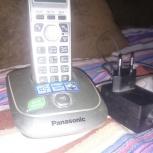 Цифровой беспроводной телефон PANASONIC KX-TG2511RU, Челябинск