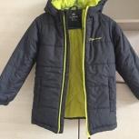 Куртка демисезонная Outventure, на мальчика, рост 116 см, Челябинск