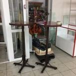 Столы фуршетные Round EMU 600х600х1150 мм, Челябинск
