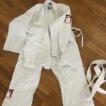 Продам кимоно для дзюдо рост 145, Челябинск
