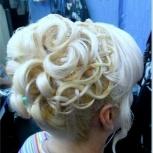 Обучу вечерним и свадебным прическам, плетению кос, Челябинск