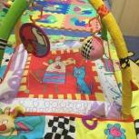 Продам развивающий коврик для малыша, Челябинск
