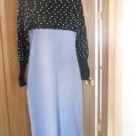 продам трикотажное платье размер 46/48, Челябинск