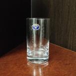 Набор стаканов для воды стекло BOHEMIA Crystal (Чехия), Челябинск