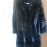 пальто из меха норки - новое, Челябинск