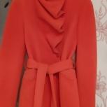 Продам пальто на девочку, 13-14 лет. Рост 152 см., Челябинск