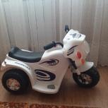 Электромотоцикл Kreiss Полиция, Челябинск