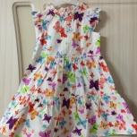 Платье для девочки  PlayToday размер 86, новое, Челябинск