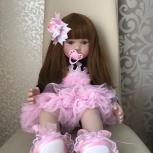 Кукла реборн 60 см, Челябинск