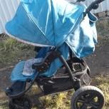Легкая, удобная коляска. Едет превосходно, Челябинск