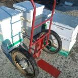 Тележка для перевозки ульев, Челябинск