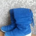 Зимние сапоги для девочки, Челябинск