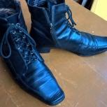 Ботинки Rita Bravuro (Италия). Размер 36,5-37., Челябинск