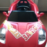 Автомобиль детский на д/у для детей 3-5 лет, Челябинск
