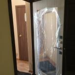 Двери из цельно-гнутого профиля, Челябинск