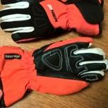 Перчатки горнолыжные, размер Junior-XS (3). Материал Goretex, Челябинск