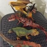 Фигурки динозавров, Челябинск