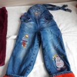 Продам джинсовый комбинезон, Челябинск