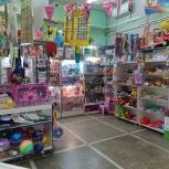 Продам магазин игрушки и канцтовары, Челябинск