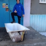 Занимаюсь утилизацие чугунных ванн, Челябинск