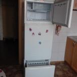 Продам трехдверный холодильник в рабочем состоянии, Челябинск