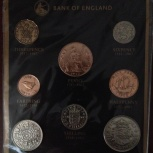 Набор монет Банка Англии, Челябинск