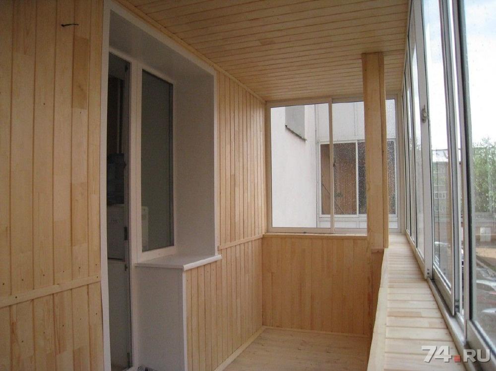 Утепление и отделка балконов . цена - 200.00 руб., Челябинск.