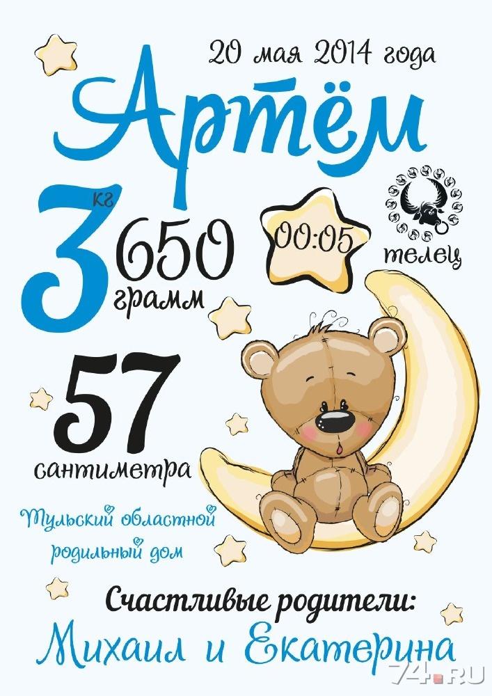 Постер метрика для детей шаблоны