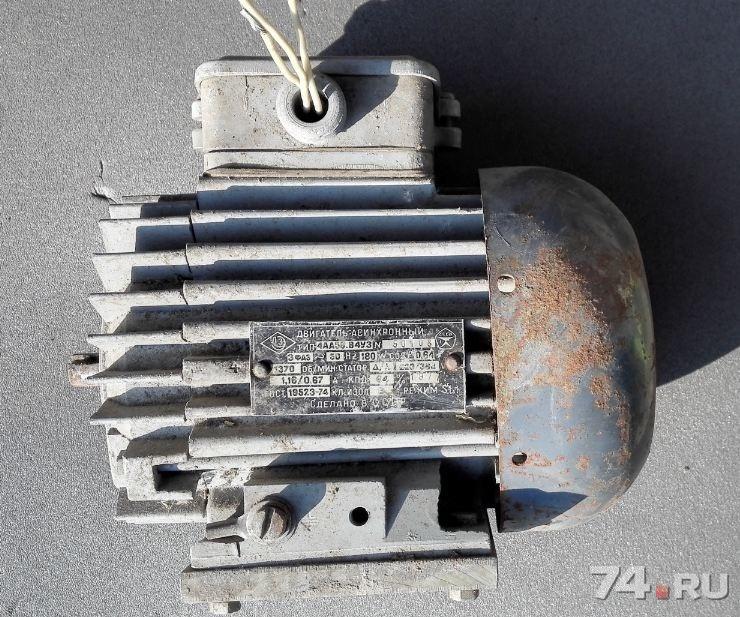 послевоенные электродвигатели фото ближайшее