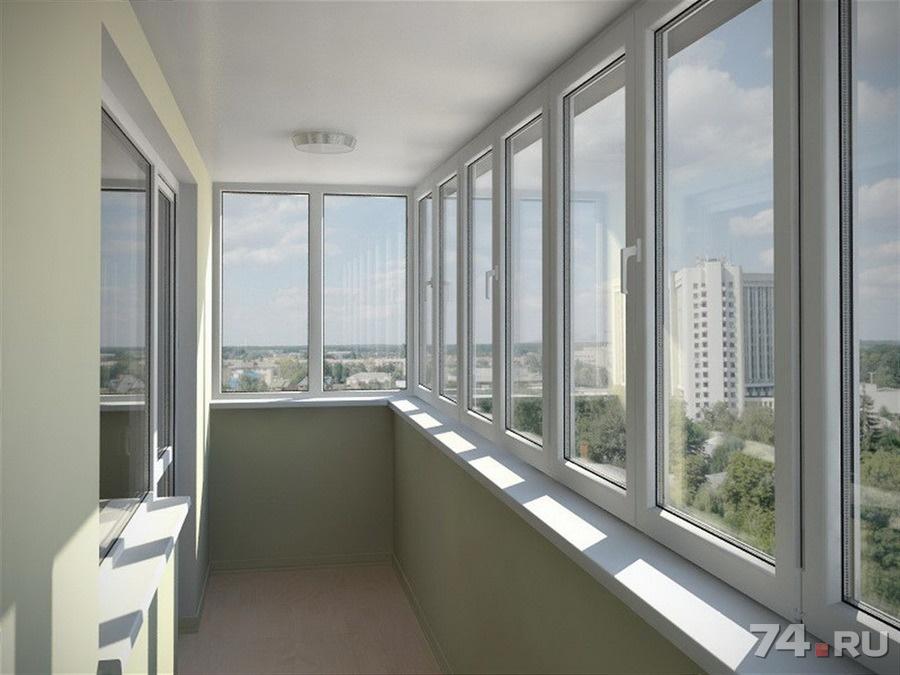 Остекление балкона с наружной отделкой подольский район.