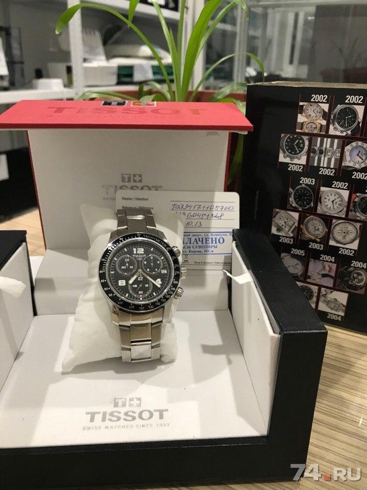 мужчины любят часы мужские челябинск tissot лучше