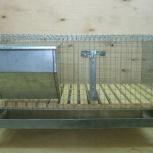 Клетка для кроликов, Челябинск