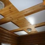 Панельный потолочный  нагреватель для любых помещений, Челябинск
